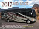 2017 Thor Motor Coach Outlaw Residence Edition 38RE Bath & 1/2 RV for Sale at MHSRV W/Dual Pane