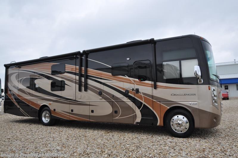Elegant 2017 Thor Motor Coach RV Challenger 37TB Bath Amp 12 Bunk