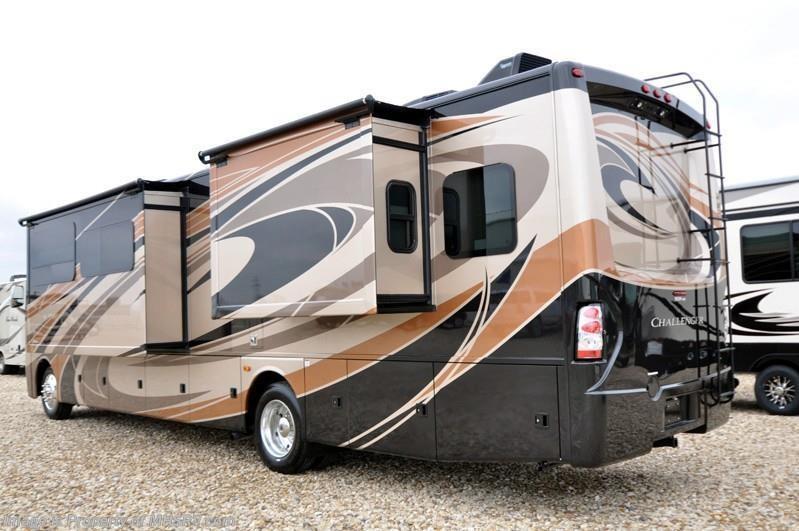 Popular 2017 Thor Motor Coach RV Challenger 37TB Bath Amp 12 Bunk