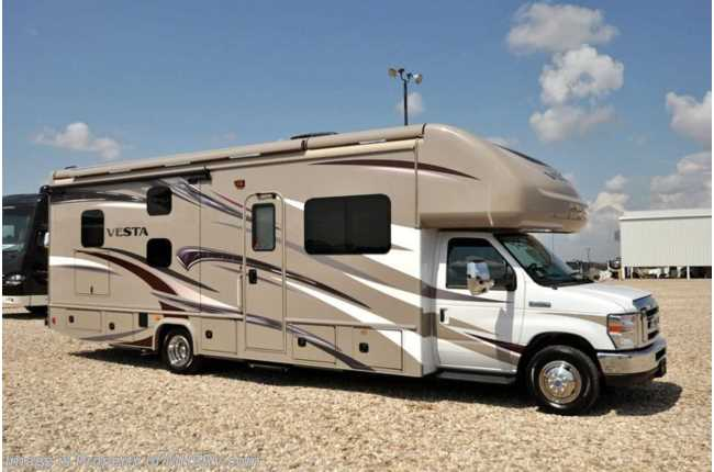 New 2017 holiday rambler vesta for Class a rv height
