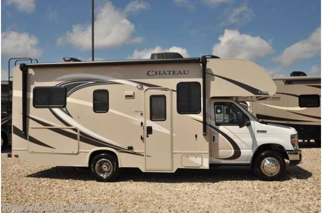 New 2017 thor motor coach chateau for Class a rv height