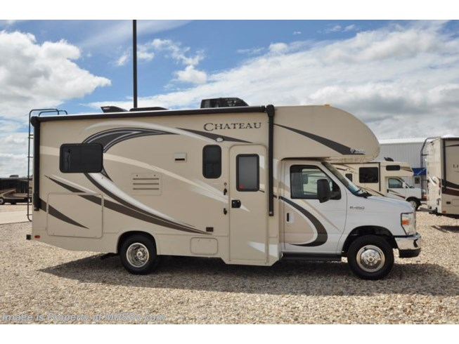 2017 Thor Motor Coach Rv Chateau 22e Rv For Sale W 15k A C