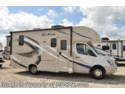 New 2017 Thor Motor Coach Four Winds Sprinter Diesel 24HL RV for Sale at MHSRV W/ Ext. TV available in Alvarado, Texas