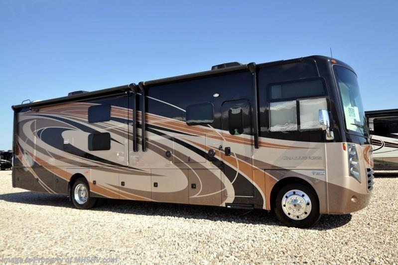 Luxury 2017 Thor Motor Coach RV Challenger 37TB Bath Amp 12 Bunk