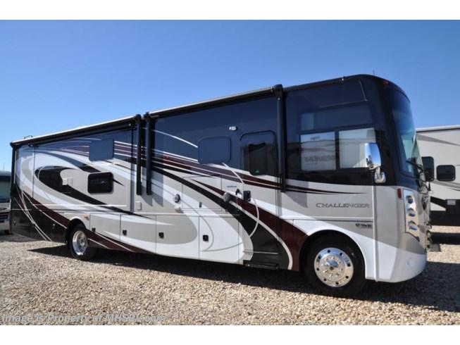 Simple 2017 Thor Motor Coach RV Challenger 37TB Bunk Model Bath