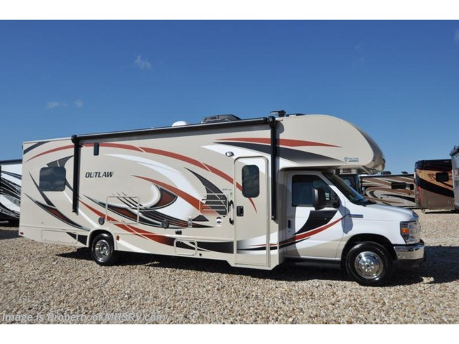 2017 thor motor coach rv outlaw 29h toy hauler rv for sale for Thor motor coach outlaw for sale