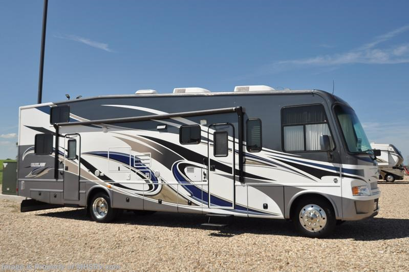 2012 thor motor coach rv outlaw 3611 toy hauler with slide for Thor motor coach outlaw for sale