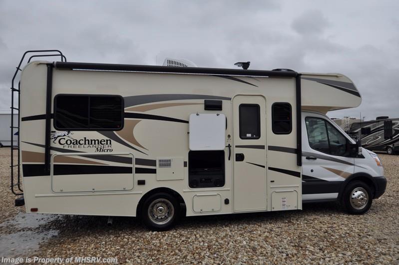 2017 coachmen rv freelander micro mini 20cb rv for sale at for Motor homes for sale in texas