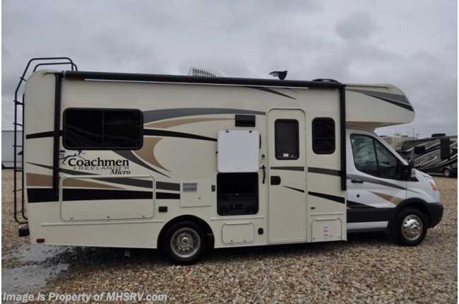 New 2017 coachmen freelander for Class a rv height