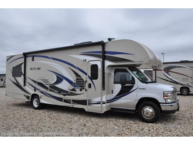 2017 thor motor coach rv outlaw 29h toy hauler for sale w for Thor motor coach outlaw for sale