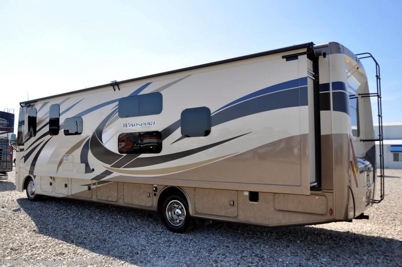 2017 thor motor coach rv windsport 34j bunk house rv for for Motor coach rv for sale