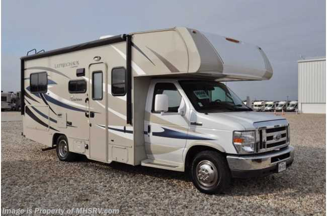Used 2016 coachmen leprechaun for Class a rv height
