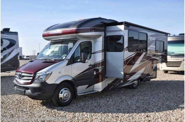 New 2017 Coachmen Prism Elite