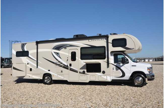 New 2017 thor motor coach chateau for Rv height