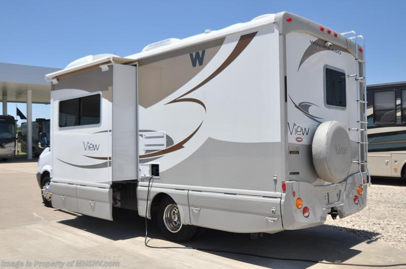 2009 Winnebago Rv View W Slide 24j Used Rv For Sale For