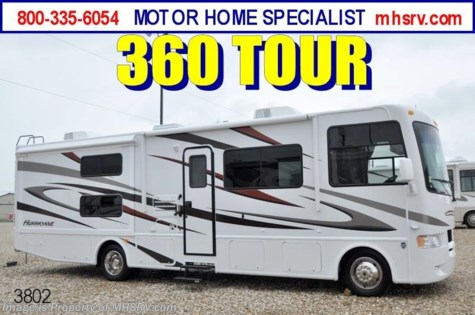 New 2011 Four Winds International Hurricane 31G W/2 Slides Bunk House RV For Sale by Motor Home Specialist available in Alvarado, Texas