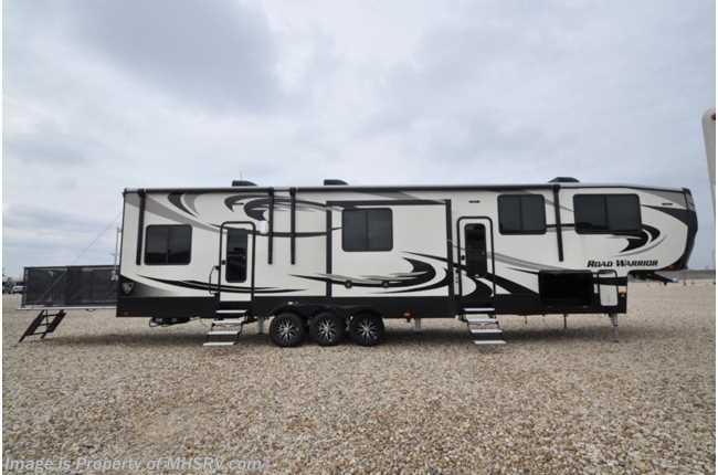 Model New 2017 Heartland RV Road Warrior
