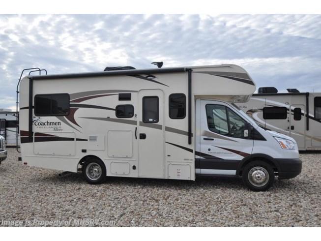 2017 coachmen rv freelander micro minnie 20cb rv for sale for Rv height