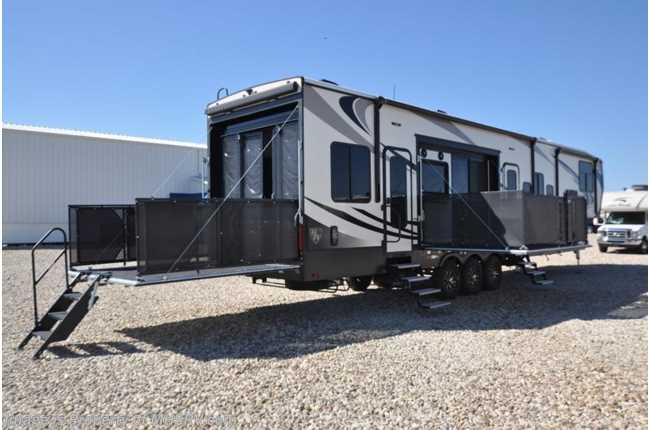Fantastic New 2018 Heartland RV Road Warrior