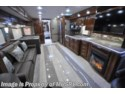 2017 Forest River Berkshire XL 40A-380 2017.5 Model W/Sat, Safe & Stack W/D - New Diesel Pusher For Sale by Motor Home Specialist in Alvarado, Texas