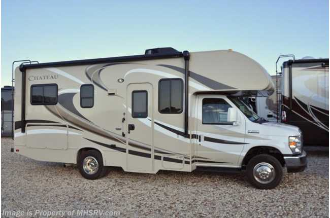 Used 2016 thor motor coach chateau for Class a rv height