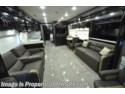 2018 Thor Motor Coach Venetian A40 Luxury Bath & 1/2 RV for Sale W/King Bed - New Diesel Pusher For Sale by Motor Home Specialist in Alvarado, Texas
