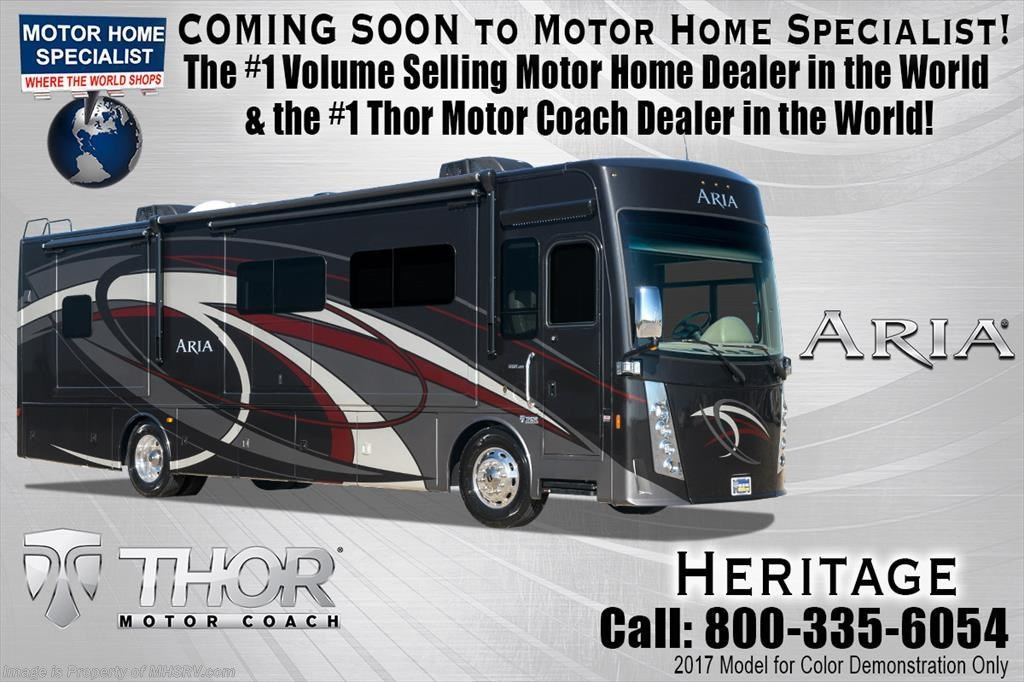 2018 Thor Motor Coach Rv Aria 3601 Luxury Rv For Sale W