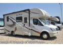 New 2018 Thor Motor Coach Four Winds Sprinter 24HL Sprinter Diesel RV for Sale @ MHSRV Dsl. Gen available in Alvarado, Texas