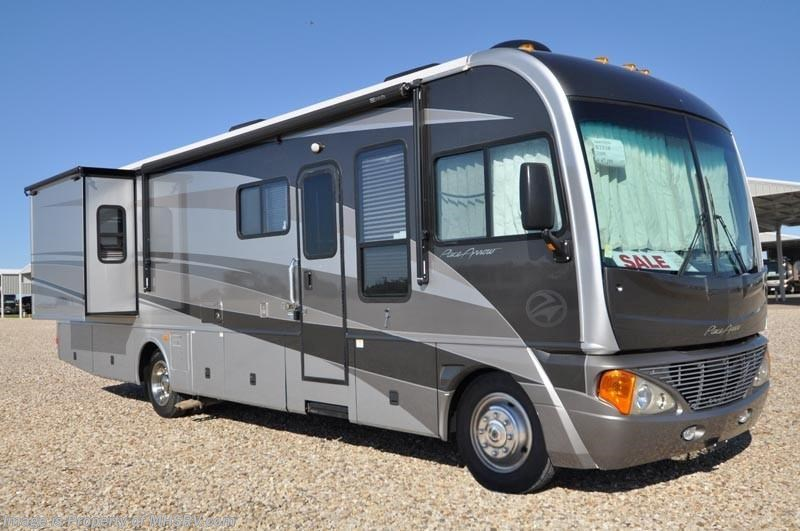 2006 Fleetwood Rv Pace Arrow W  2 Slides  36d  Used Rv For