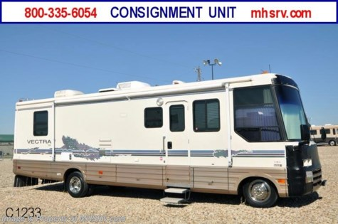 Used 1997 Winnebago Vectra W/ Slide (34RQ) Used RV For Sale For Sale by Motor Home Specialist available in Alvarado, Texas