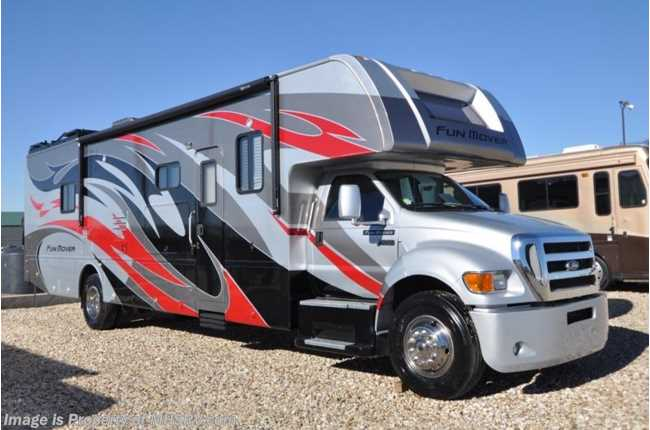 Used 2008 four winds international fun mover for Super c motor homes