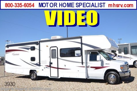 New 2011 Coachmen Freelander  Bunk House Class C RV for Sale W/2 Slides For Sale by Motor Home Specialist available in Alvarado, Texas
