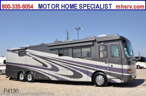 Used 2005 Monaco Dynasty W/4 Slides (Diamond IV) Used RV For Sale For Sale by Motor Home Specialist available in Alvarado, Texas