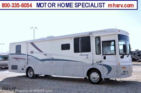4145 2001 winnebago journey dl w slide for sale in for Motor home specialist inc alvarado texas