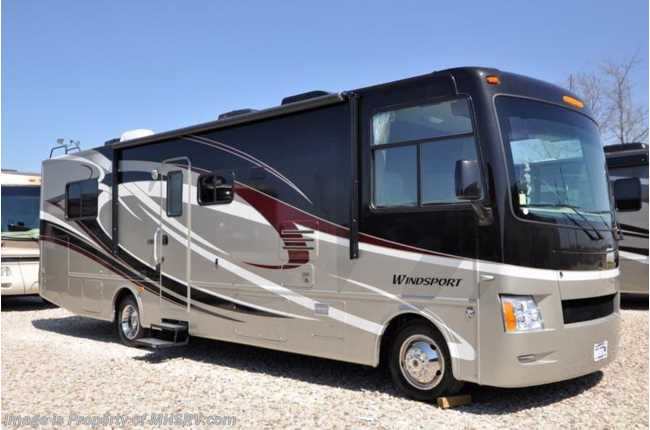 New 2011 Thor Motor Coach Windsport