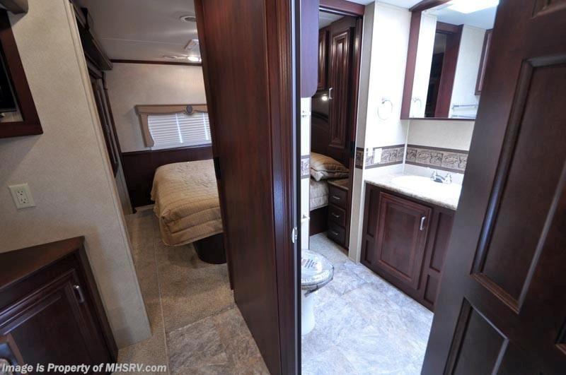 new thor motor coach challenger 2 bedroom floor plan w3 slides