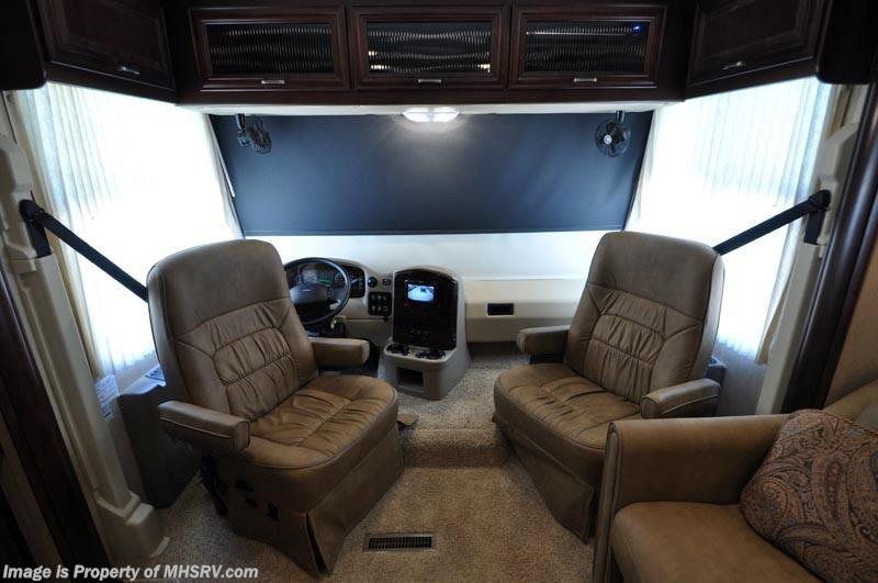 2011 Thor Motor Coach Rv Challenger 2 Bedroom Floor Plan W 3 Slides For Sale In Alvarado Tx