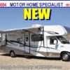 New 2011 Coachmen Leprechaun W/2 Slides (318DS) Luxury Class C RV for Sale For Sale by Motor Home Specialist available in Alvarado, Texas