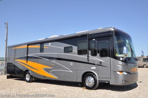 Used 2007 Newmar All Star Toy Hauler RV for Sale W/4 Slides For Sale by Motor Home Specialist available in Alvarado, Texas