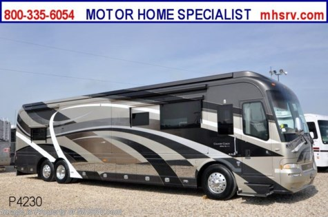 Used 2008 Country Coach Affinity W/4 Slides (St. Helena) Luxury RV for Sale For Sale by Motor Home Specialist available in Alvarado, Texas