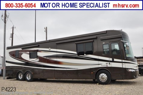 Used 2007 Newmar Essex 4508 Luxury RV for Sale For Sale by Motor Home Specialist available in Alvarado, Texas