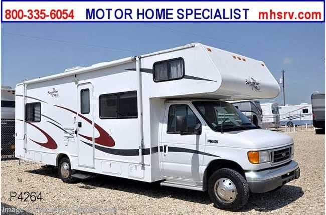 Used Motorhomes For Sale Texas >> Used 2005 Forest River Sunseeker