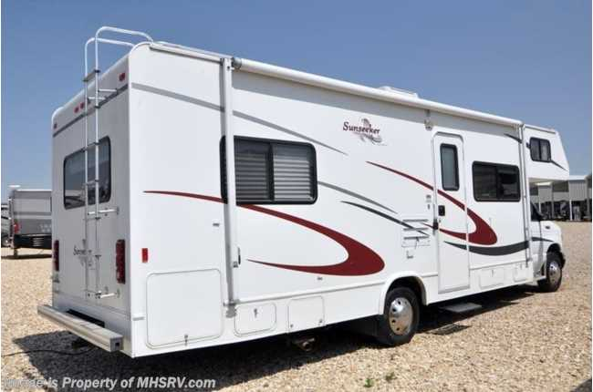 Used 2005 forest river sunseeker for Rv height