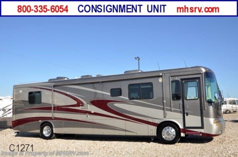 Used 2002 Newmar Dutch Star W/2 Slides (4095) Used RV For Sale For Sale by Motor Home Specialist available in Alvarado, Texas