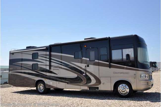 New 2011 forest river georgetown for Class a rv height