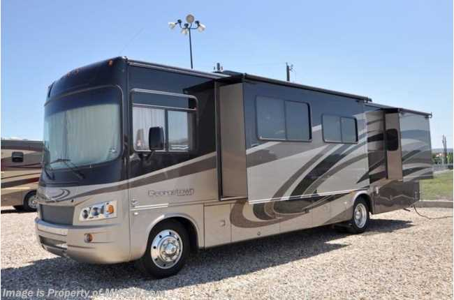 New 2011 forest river georgetown for Class a motorhome height