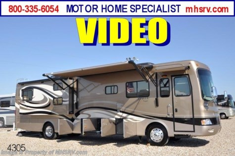 New 2011 Monaco Knight Bunk Model Diesel RV for Sale (40PBT) For Sale by Motor Home Specialist available in Alvarado, Texas