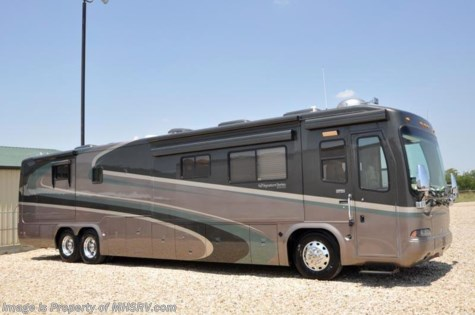 Used 2004 Monaco Signature W/4 Slides (45 Castle) For Sale by Motor Home Specialist available in Alvarado, Texas