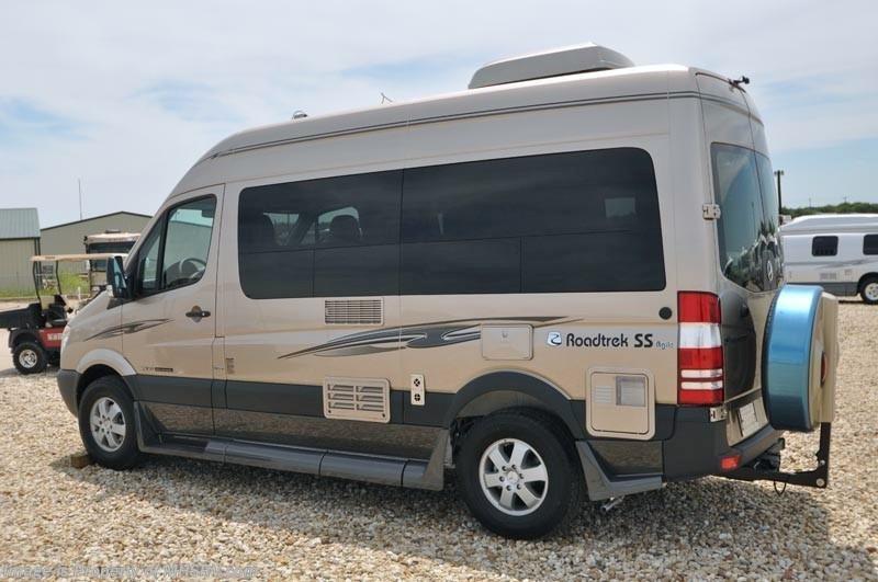 2012 roadtrek rv ss agile sprinter diesel rv for sale for for Diesel motor homes for sale