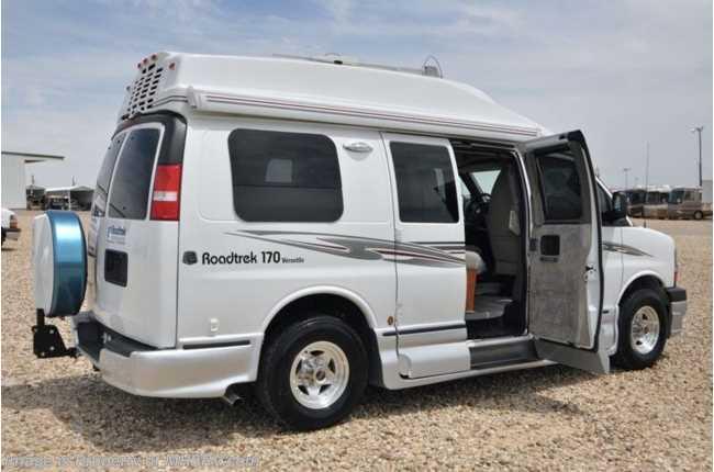 New 2012 Roadtrek 170 Versatile